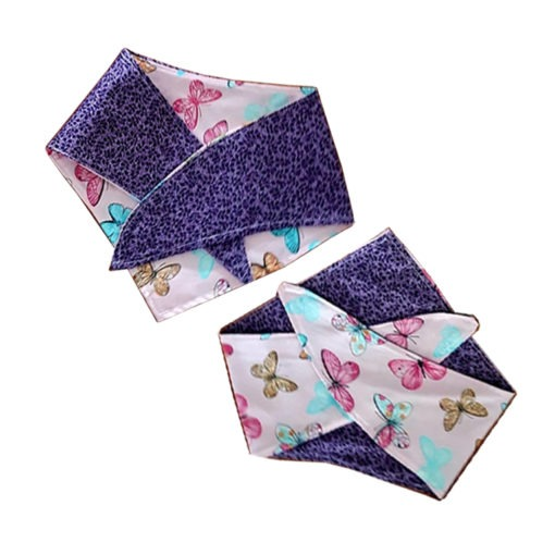 lolabellaboo-butterfly-and-purple-flowers-dog-clothing-bandana