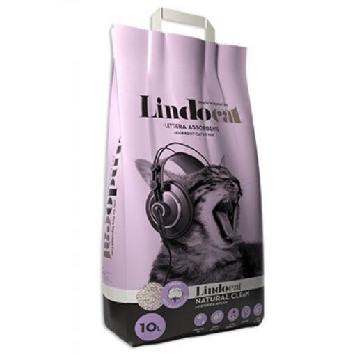 natural clean copy - Lindo Cat - Natural Clean 10l
