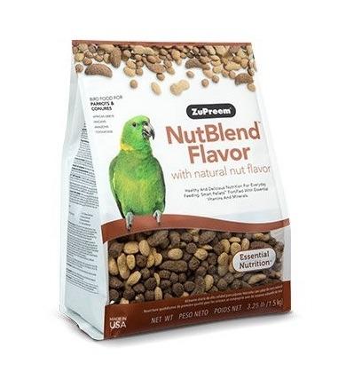 nutblend.original - ZuPreem - Nutblend Flavor