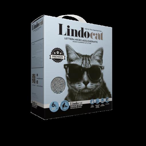 odourstop - Lindo Cat Odour Stop – 6 L
