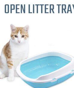 Open Litter Trays