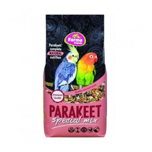 parakeet budget - Farma - Parakeet Budget Mix