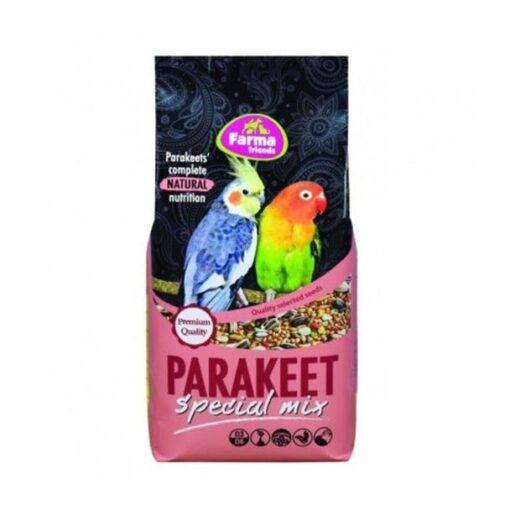 parakeet mix 20 - Farma Parakeet Special Mix 1Kg