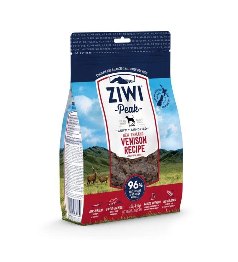 petpro ziwipeak venison air dried dog food 454g 1 - ZiwiPeak - Venison Air Dried Dog Food (2.5Kg)