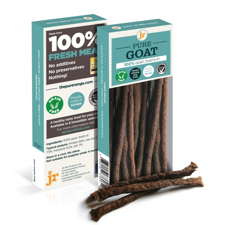 - JR-Pure Goat Sticks 50g