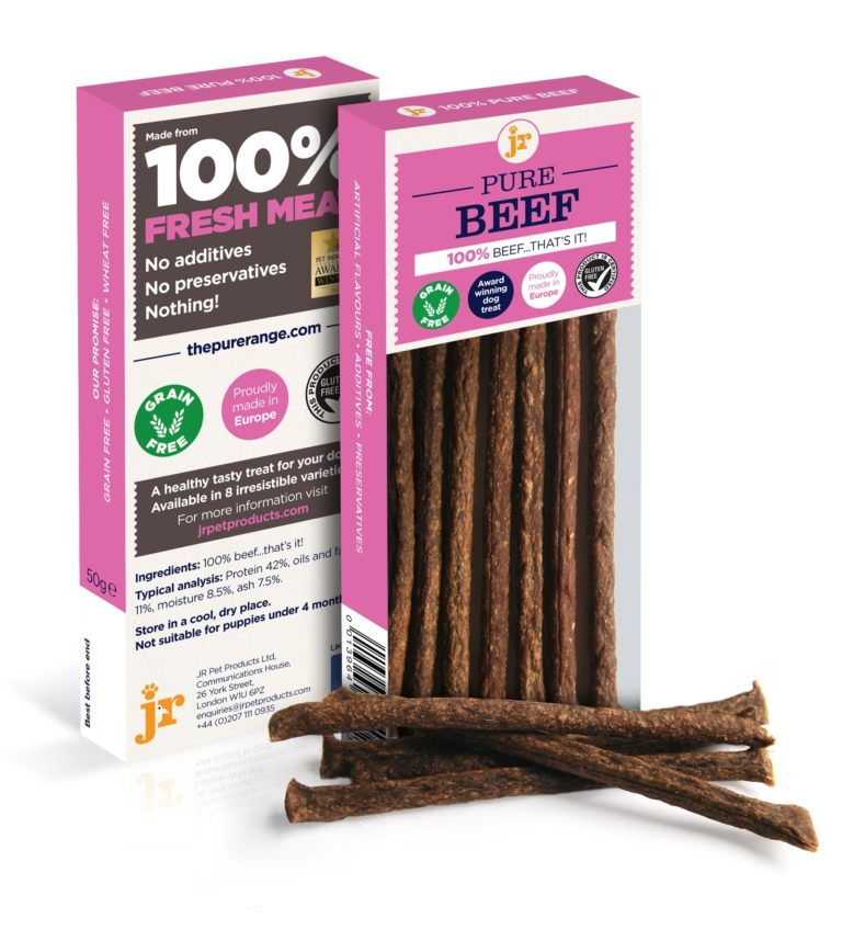 ps pure beef - JR-Pure Beef Sticks 50g