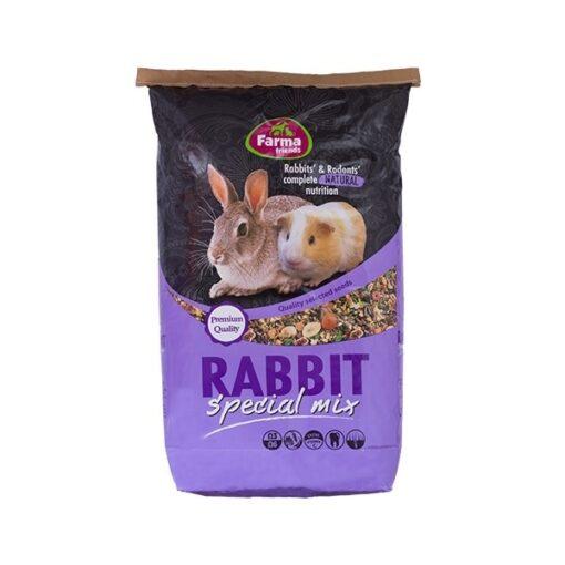 rabbit food 2 - Farma - Rabbit Food 20 Kg