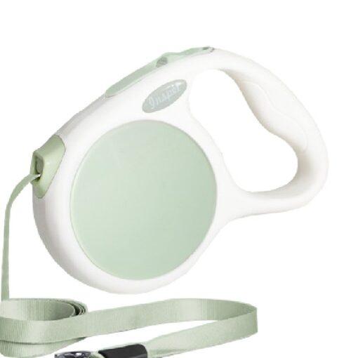 retractable leahses light green - Lemon Dog Retractable Leash Mint 9ft
