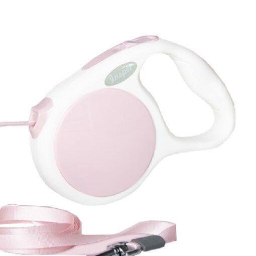 retractable leahses pink - Lemon Dog Retractable Leash Pink 9ft