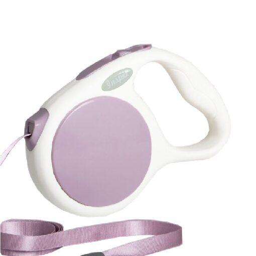 retractable leahses purple - Lemon Dog Retractable Leash Purple 9ft