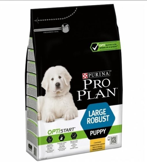 robust puppy - Pro Plan Optistart - Chicken for Large Robust Puppy