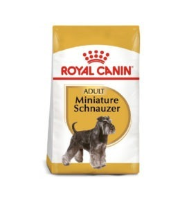 Royal Canin - Breed Health Nutrition Miniature Schnauzer Adult