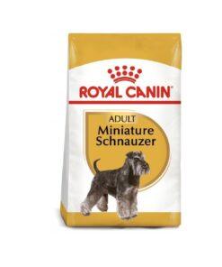 Royal Canin - Breed Health Nutrition Miniature Schnauzer Adult