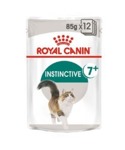 Royal Canin Instinctive 7+ Cat Wet food Gravy