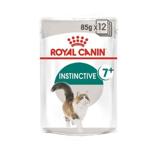 Royal Canin Instinctive 7+ Cat Wet food Gravy