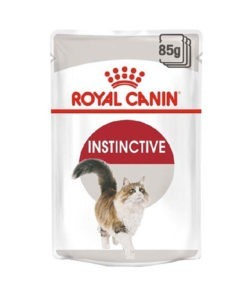 Royal Canin Instinctive Wet Catfood - Jelly