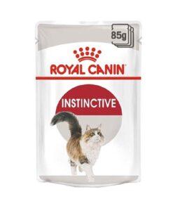 Royal Canin Instinctive Wet Catfood - Jelly