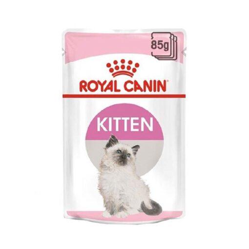 Royal Canin Kitten-Jelly