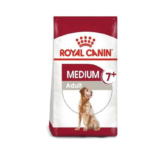 Royal Canin - Medium Adult 7+ (10Kg)
