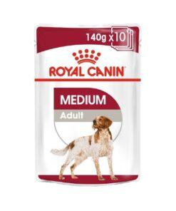 Royal Canin - Medium Adult Wet Food (140G)