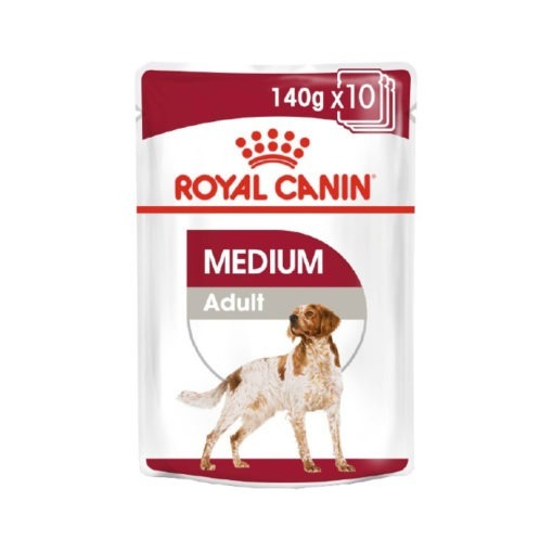 Royal Canin - Medium Adult Wet Food (140G)