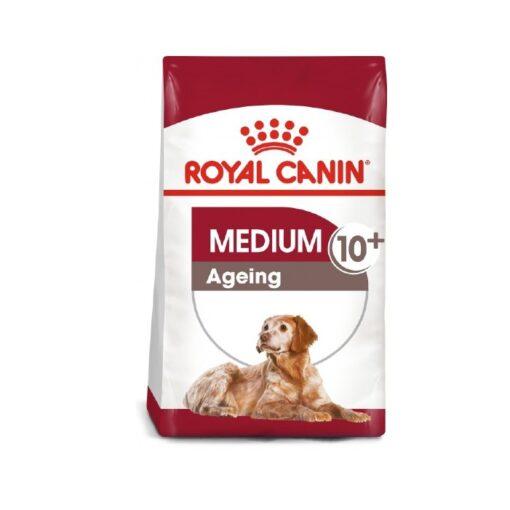 Royal Canin - Size Health Nutrition Medium Ageing 10+