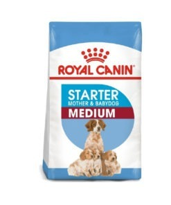 Royal Canin - Medium Starter (4Kg)