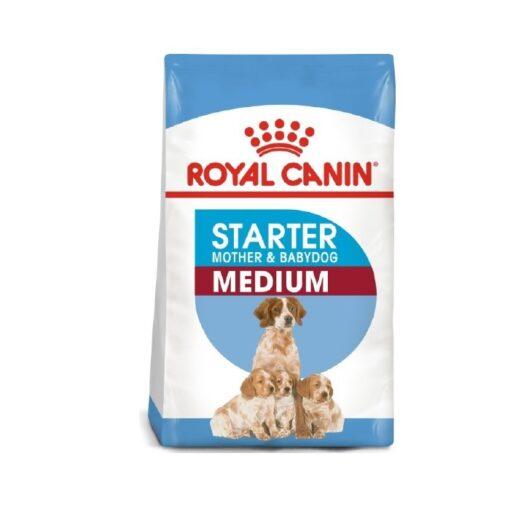 Royal Canin - Medium Starter (4Kg)