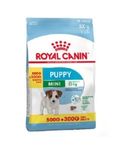 Royal Canin Mini Puppy Promo