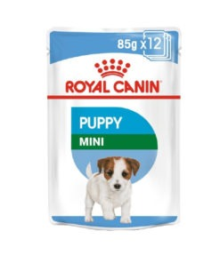 Royal Canin - Mini Puppy Wet Food (85g)