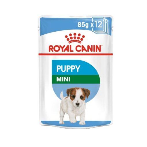 Royal Canin - Mini Puppy Wet Food (85g)