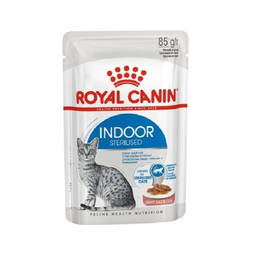 Royal Canin Nutrition Indoor Gravy