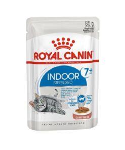 Royal Canin Nutrition Indoor 7+ Gravy