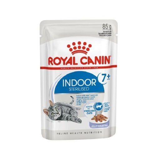 Royal Canin Nutrition Indoor 7+ Jelly
