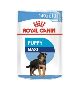 Royal Canin - Maxi Puppy Wet Food (140G)