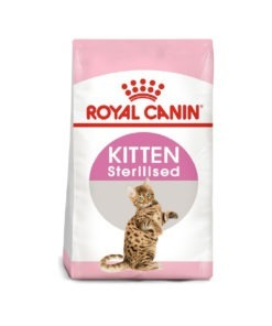 Royal Canin - Feline Health Nutrition Kitten Sterilised