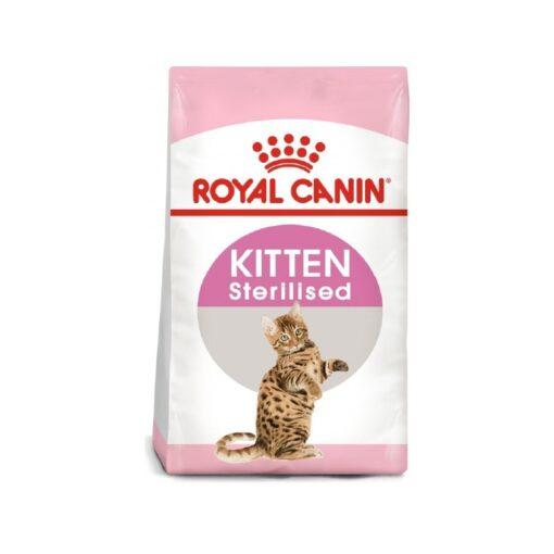 Royal Canin - Feline Health Nutrition Kitten Sterilised