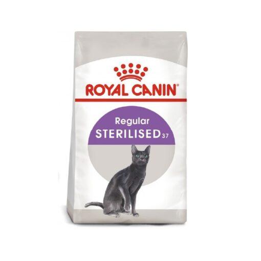 Royal Canin - Feline Health Nutrition Sterilised