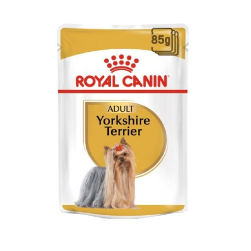 Royal Canin - Adult Yorkshire Terrier Wet Food