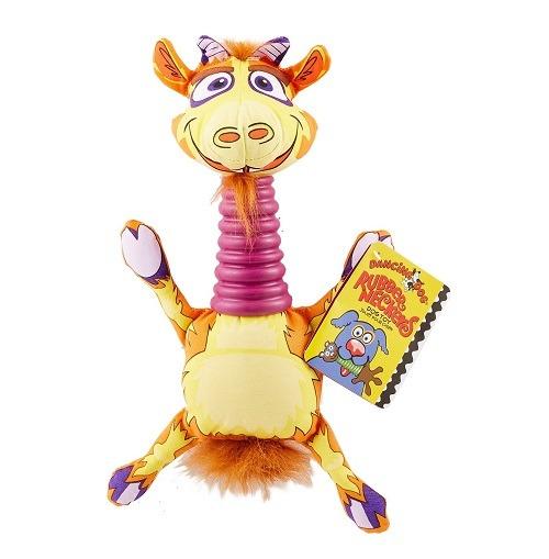 rubber neckers 1 - Petmate Fat Cat Rubber Neckers Giraffe