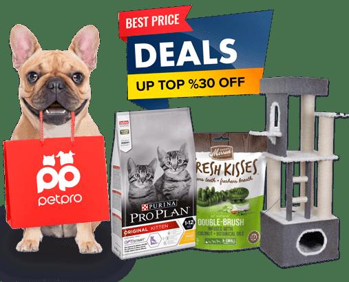 ProPlan, Freshkisses & Cat Tree Offer