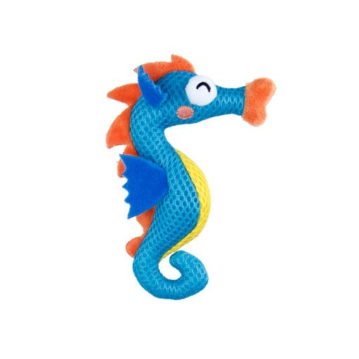 Dental Mesh Sea Horse Blue