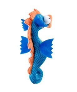 Dental Mesh Sea Horse Blue