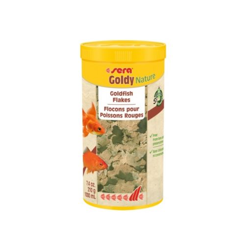 sera fish goldy nature 1000ml