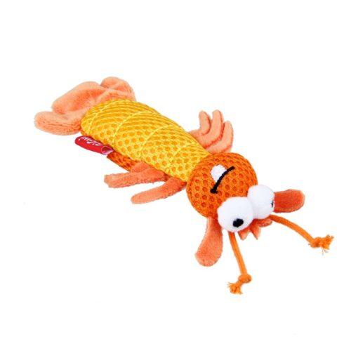 Dental Mesh Shrimp Orange