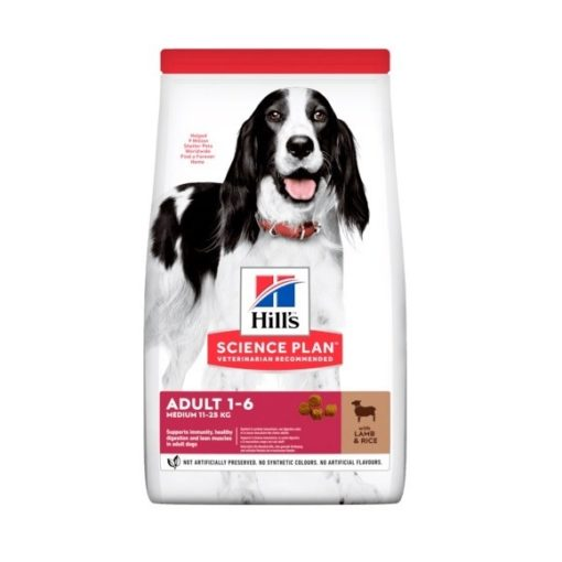 sp canine science plan adult advanced fitness medium lamb and rice dry product - Hill's Science Plan Medium Adult Dog Food With Lamb & Rice