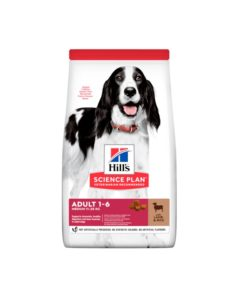 Science Plan Medium Adult Dog Food With Lamb & Rice