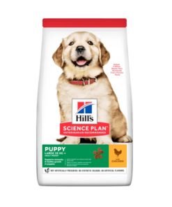 Hill's Science Plan Large Breed Puppy food with Chicken
