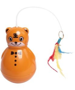 M Pets Tiger Interactive Cat Toy