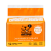 wags wiggles x small male wraps 12 pack - Wags & Wiggles X-Small Male Wraps 12 Pack